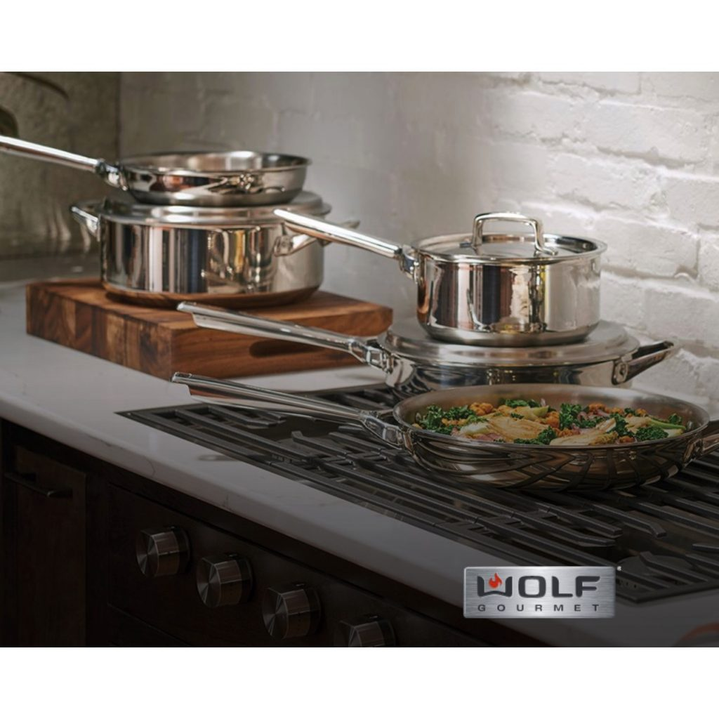 Wolf Gourmet Cookware set