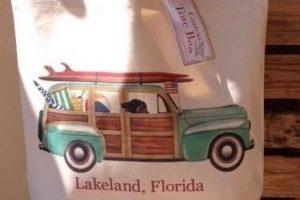 Custom Lakeland, Fl Tote
