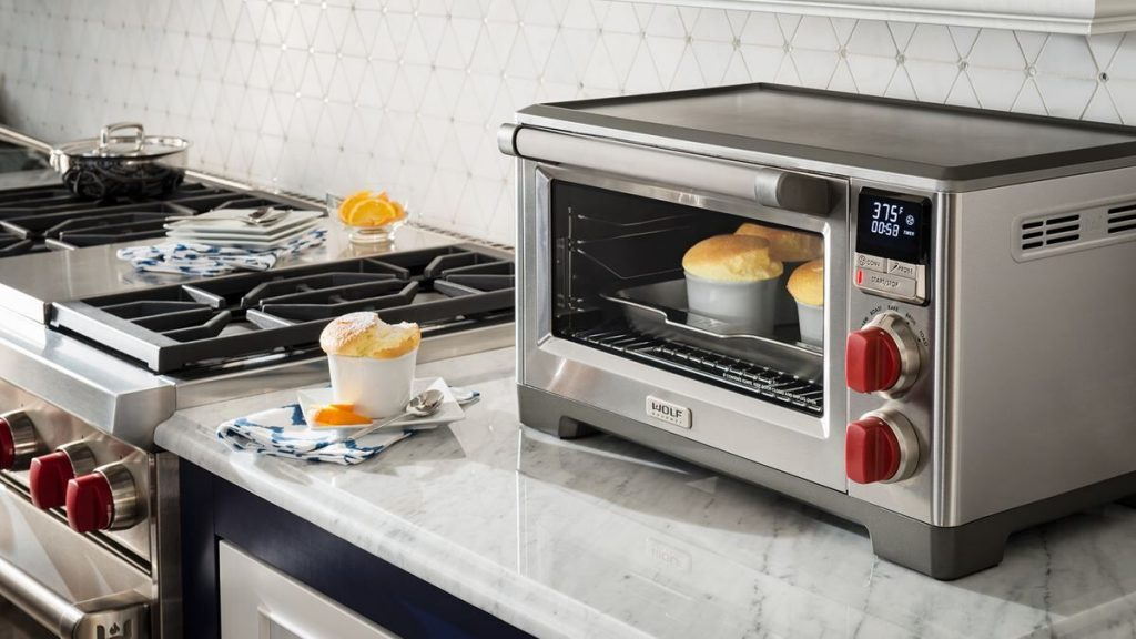 Wolf Gourmet co100s Oven Kitchen Food