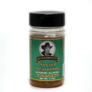 Jim Baldridge's Secret Seasoning. A must for Chicken!