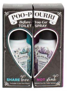 Poo-pourri 'Share the Love'