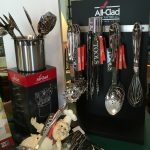All-Clad cooking & serving stainless steel tools