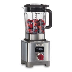 "Wolf Gourmet High-Performance Blender.  This amazing product also includes a ""Soup"" function that makes HOT-Soup in 6 minutes with the press of a button!"
