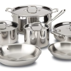 All-Clad Copper Cookware Sets