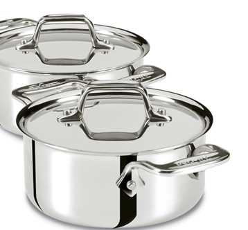 Stainless Collection sets